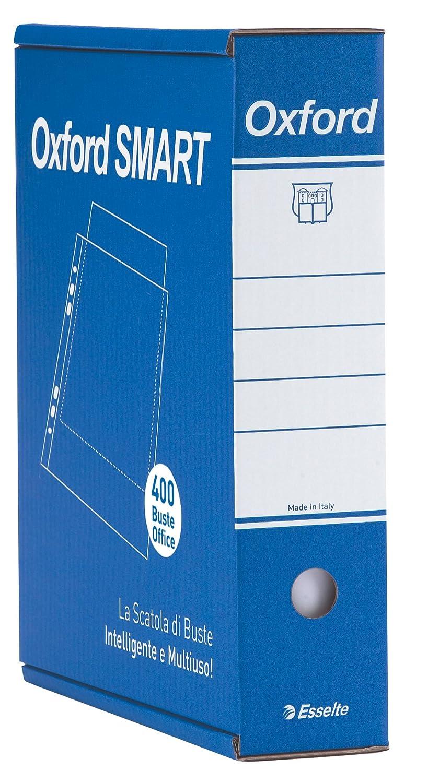 Esselte 391098300 Standard Busta a Perforazione Universale Antiriflesso Busteaperforazioneuniversale