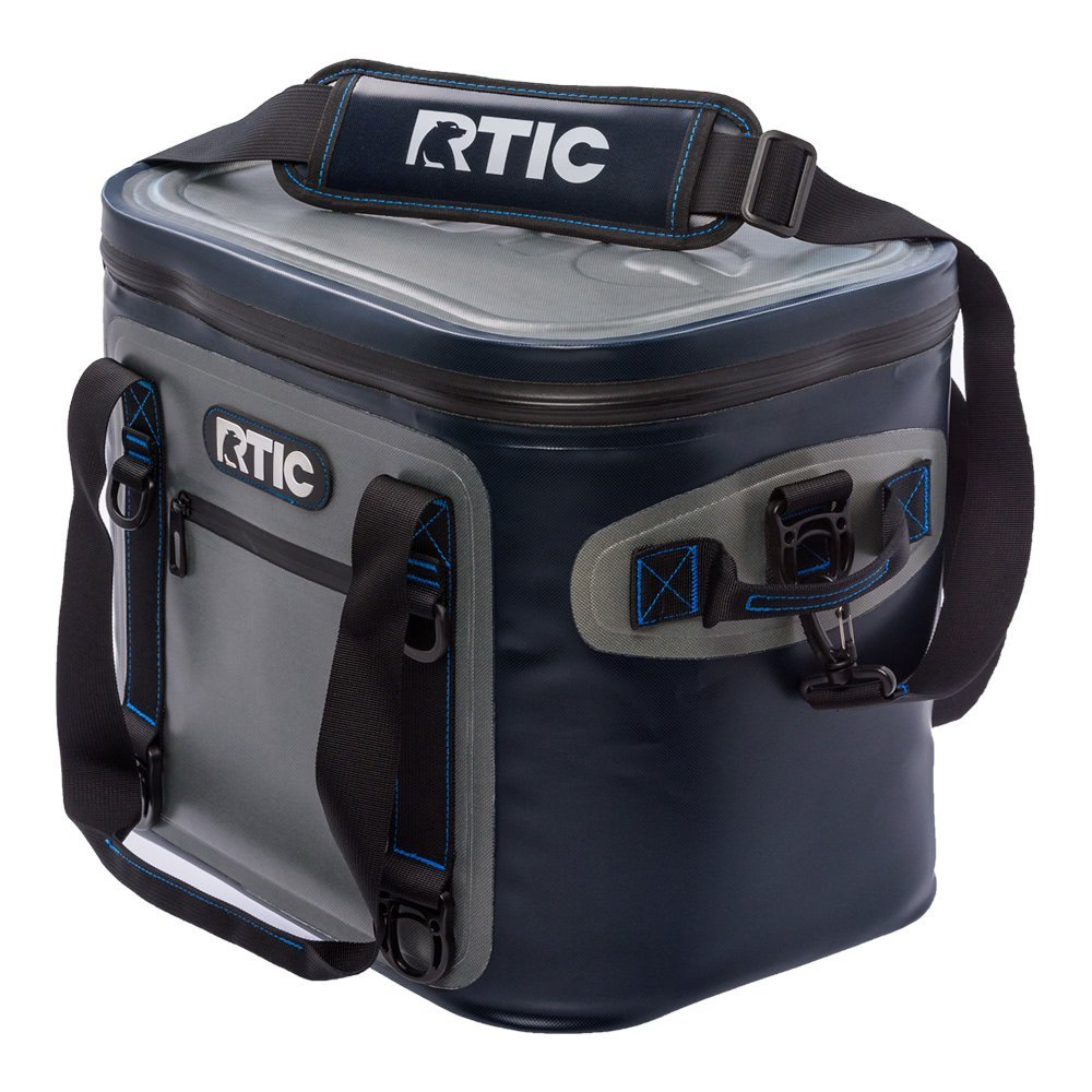 RTIC Soft Pack 30 - Blue / Grey by RTIC (Image #4)