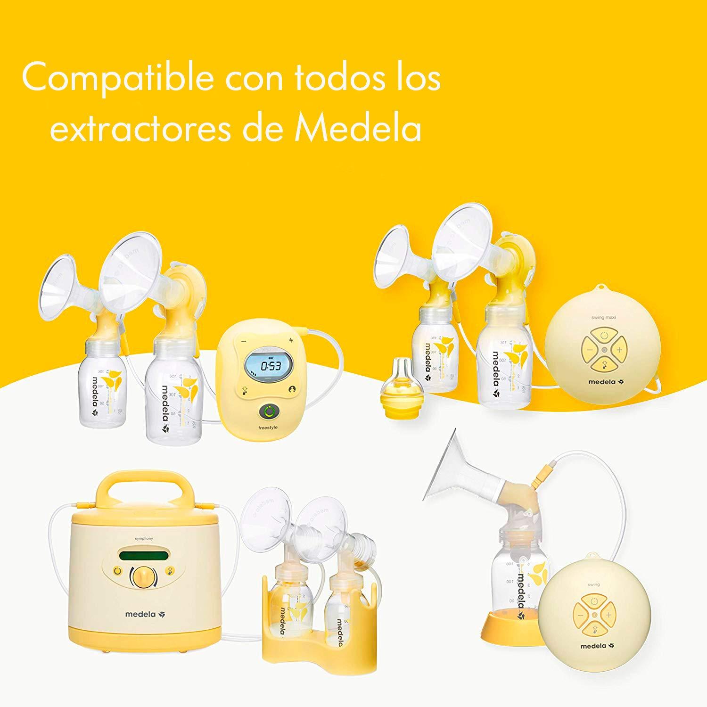 MEDELA Set de conservaci/ón y alimentaci/ón para leche materna