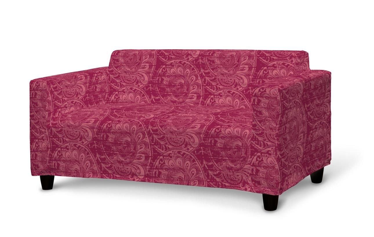 DEKORIA Fire retarding IKEA KLOBO sofá cubierta - rojo ...
