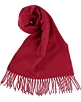 Allegra K Unisex Rectangle Shape Winter Warm Long Knitted Scarf