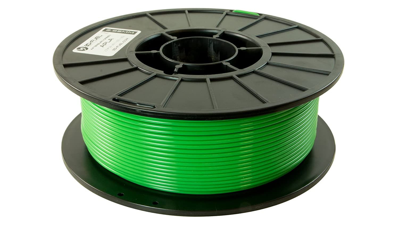 3d combustible Pro Pla hierba verde 2,85 mm 1 kg bobina, fabricado ...