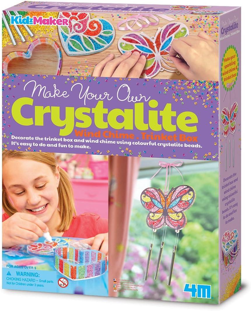 4M Make A Crystalite Wind Chime