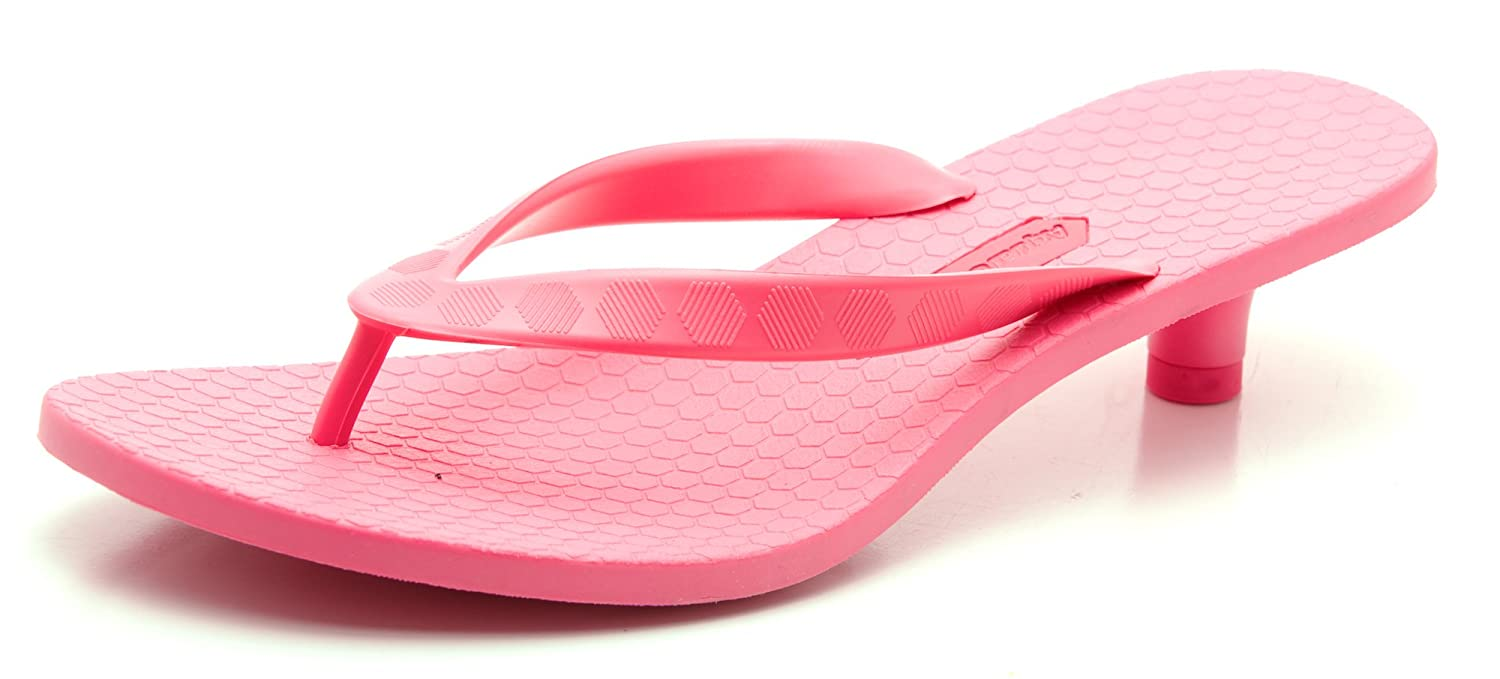 Flip Flops With Kitten Heel | Tsaa Heel