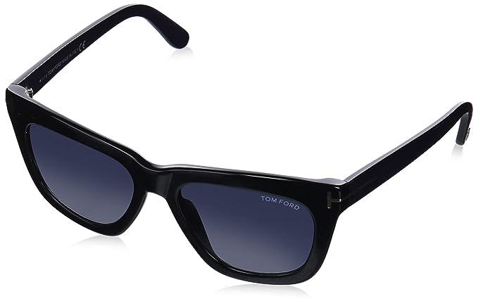 Tom Ford Sonnenbrille Miles (FT0341 28K 55)  Amazon.co.uk  Clothing 57d69101036e6