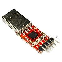 Módulo convertidor de serie Shadideer CP2102 USB 2.0 a TTL, para Arduino DIY