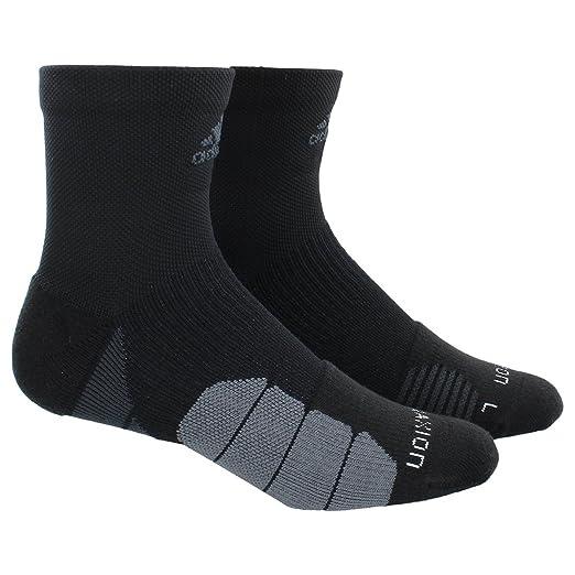 06d358b28 Amazon.com: adidas Traxion Menace Basketball/Football High Quarter Socks:  Clothing