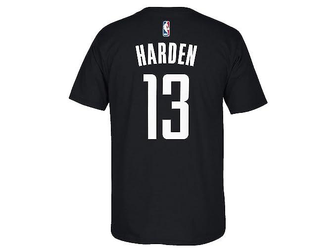 new arrival 36cbe 3aa0b Amazon.com: adidas Houston Rockets NBA James Harden Gametime ...