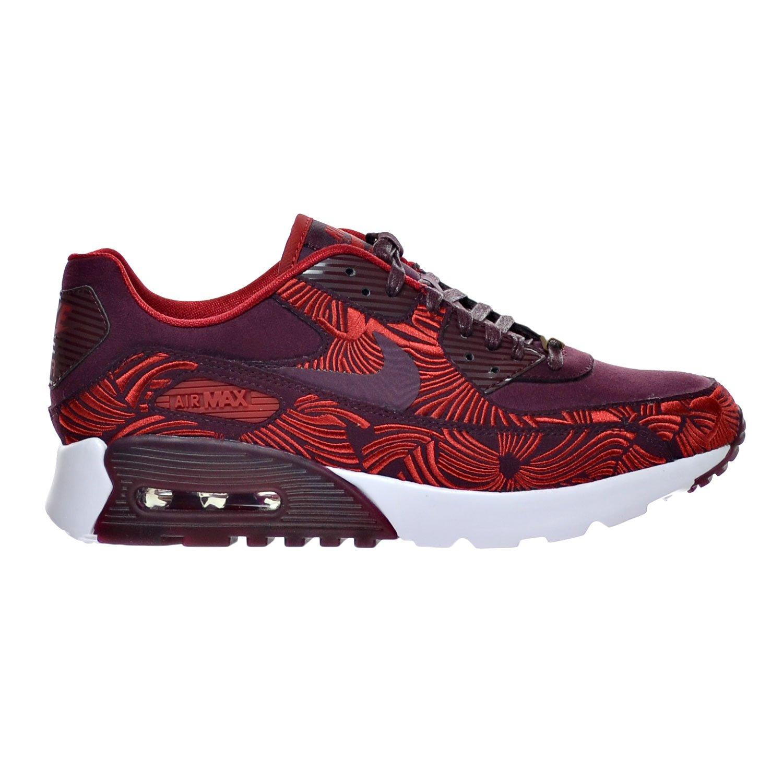 0a01154c8cf6 NIKE Air Max 90 Ultra LOTC QS Shanghai Women s Shoes Night Maroon Gym Red  847154-600 (10.5 B(M) US)  Amazon.co.uk  Shoes   Bags