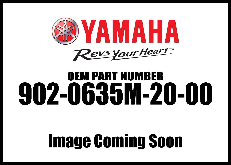 Wave; 9020635M2000 Made by Yamaha Yamaha 90206-35M20-00 Washer