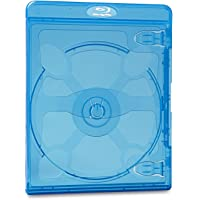 Verbatim Blu-Ray DVD Blue Cases - 30pk