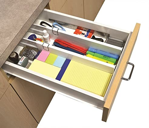 bstcentelha verstellbar Schublade Organizer Trennwand für Küche ...