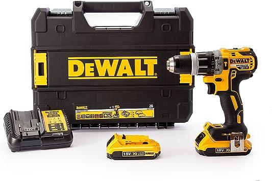DEWALT DCD796Combi Drill (2 x 2.0Ah Batteries)