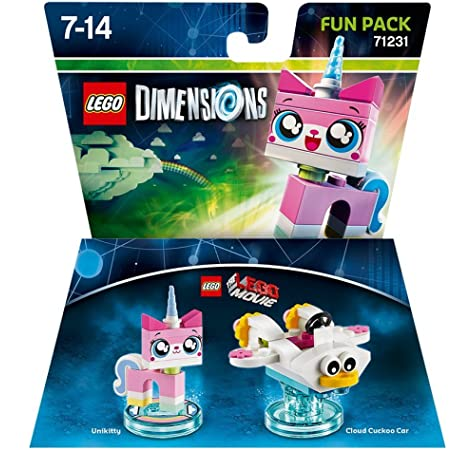 LEGO Movie Unikitty Fun Pack - LEGO Dimensions by Warner Home ...