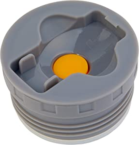 ENERGIFY Replacement Stopper - for Energify Vacuum Insulated Food Jar - with Orange Button