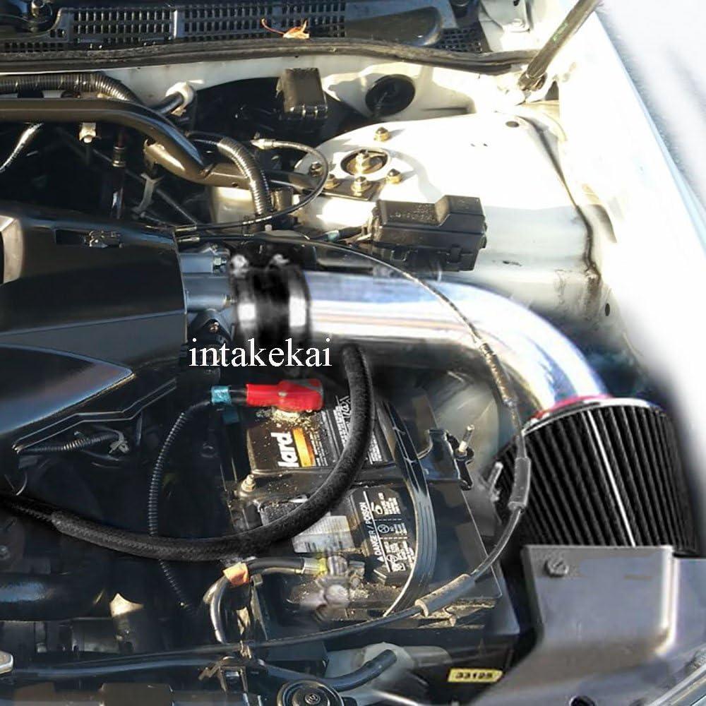 RTunes V2 01-03 Acura CL Base Model 3.2L V6 Cold Air Intake Racing System+Filter