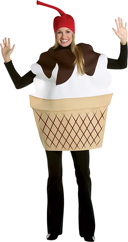 Disfraz de helado sundae: Amazon.es: Ropa y accesorios
