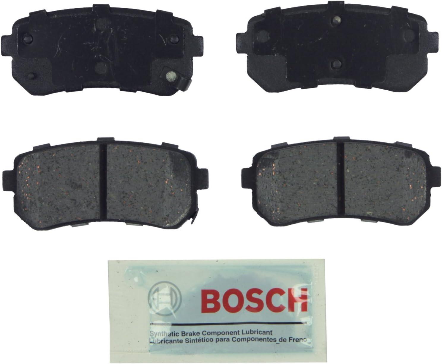 Bosch BE1295 Blue Disc Brake Pad Set