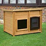 Privacy Dog Kennel With Temperature Regulating Technology