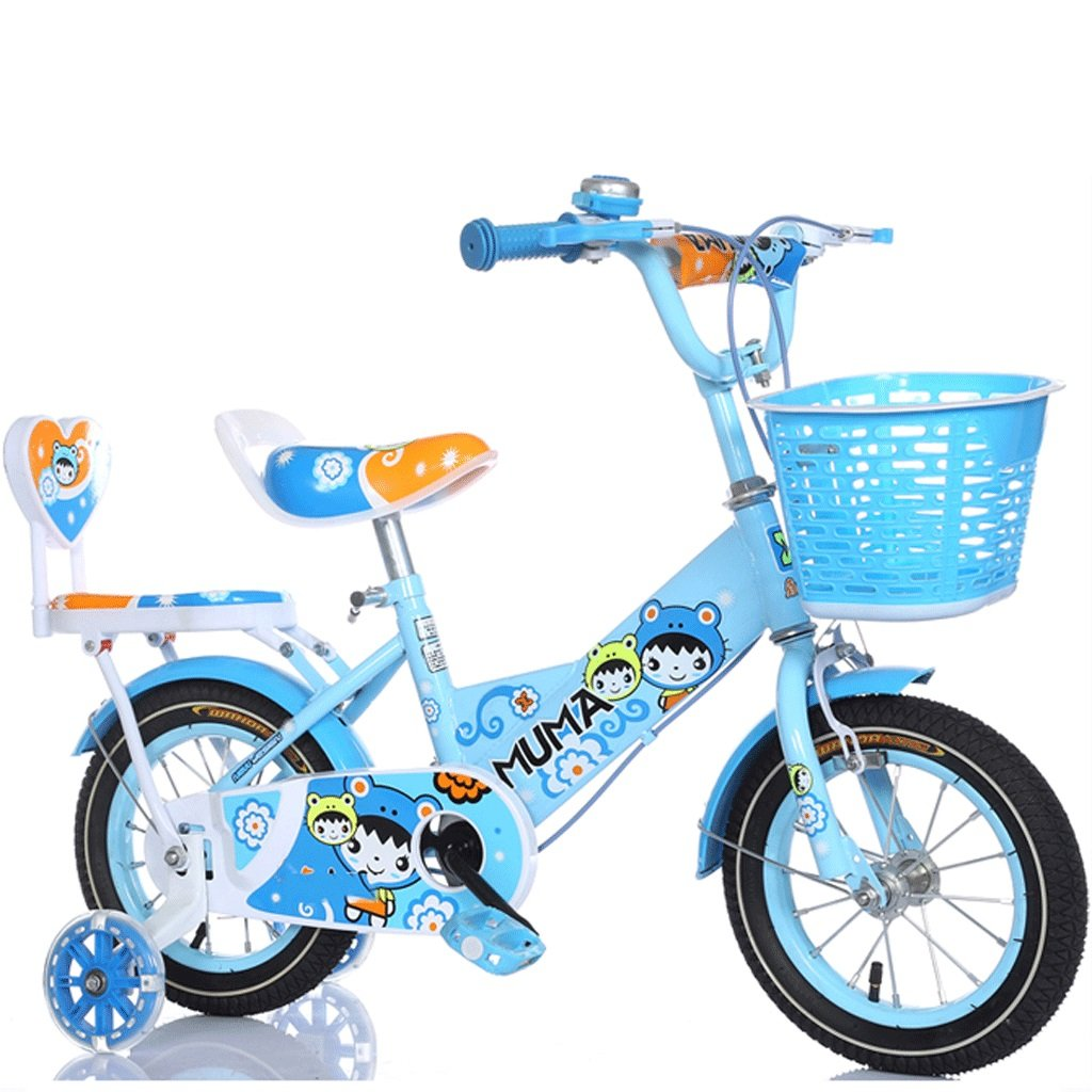 自転車 子供用自転車2-3-4-6-7-8-9-10歳の赤ちゃんペダル自転車赤ちゃんの少年少女の姫 (サイズ さいず : 14inch) B07DPMGYYQ 14inch 14inch