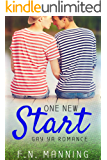 One New Start: Gay YA Romance (One More Thing Book 6)