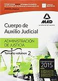 Cuerpo de Auxilio Judicial de la Administración de Justicia.