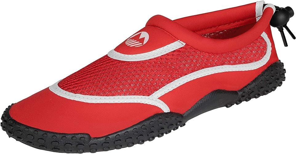 Alder Coral Soul Beach Shoes Grey Mens Shoes