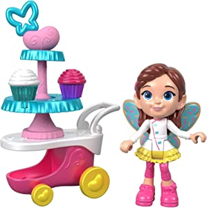 Fisher-Price Butterbean's Cafe Butterbean's Cupcake Cart