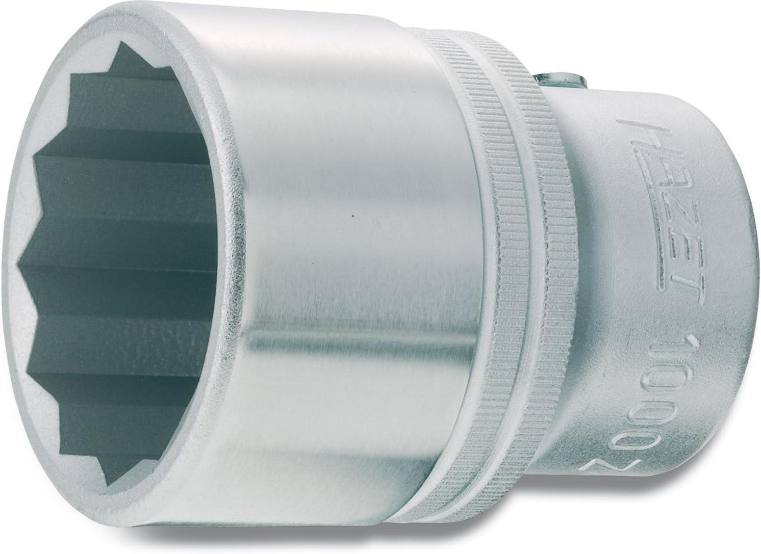 Hazet Doppel Sechskant Steckschl/üssel-Einsatz 1000Z-22