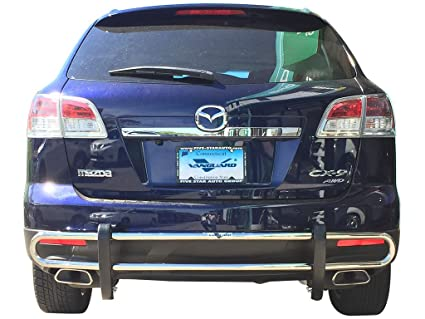 VANGUARD Off Road VGRBG 0833SS For Mazda CX 9 2007 2015 Rear Bumper