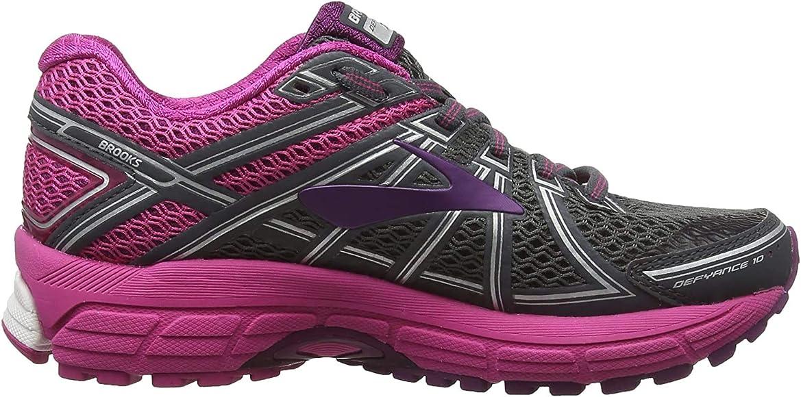 Brooks Defyance 10, Zapatillas de Running para Mujer, Multicolor ...