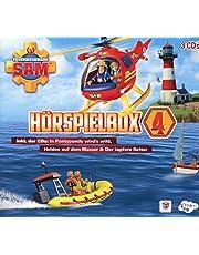 Feuerwehrmann Sam - Hörspiel Box 4
