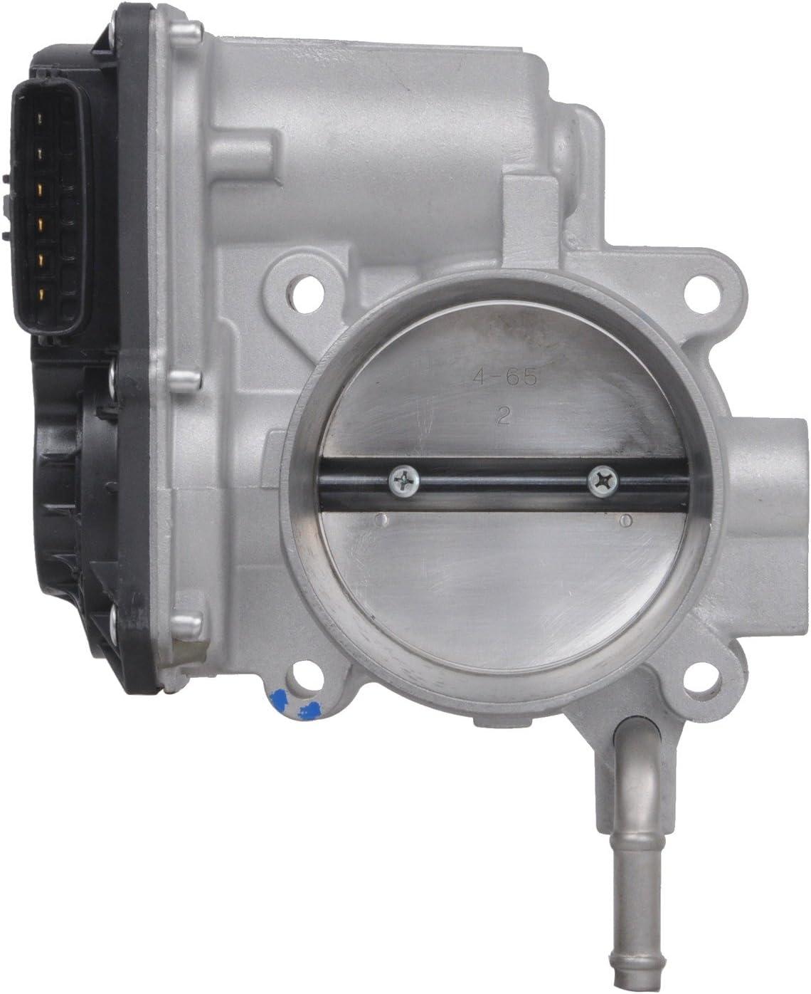 Fuel Injection Throttle Body Cardone 67-8015 Reman