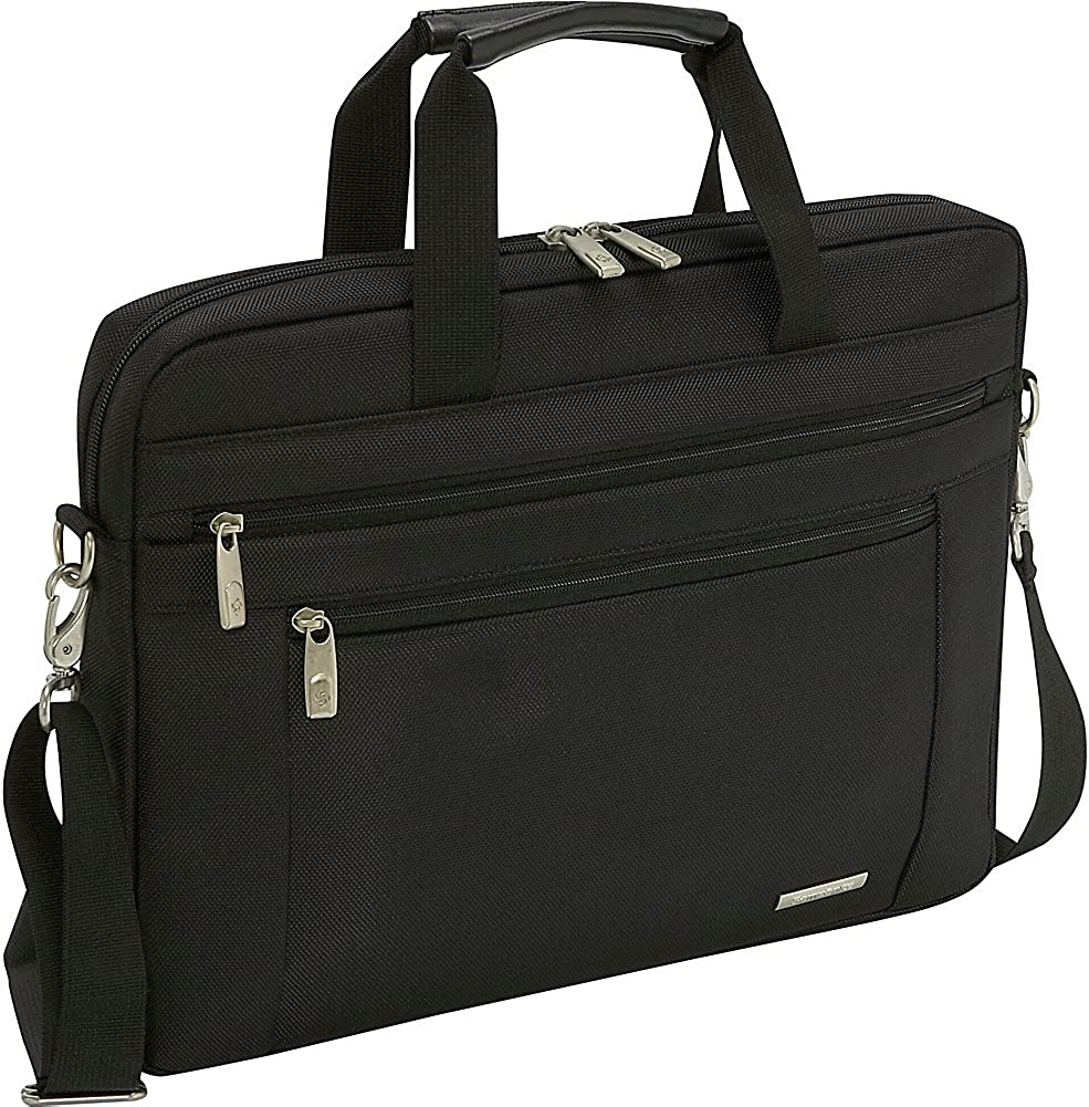 "Samsonite 15.6"" Black Notebook Shuttle"