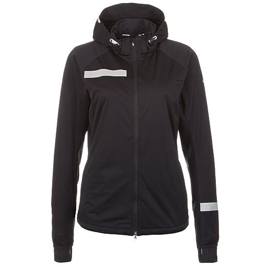 fad5d86f23f4 Nike Lady Element Shield Max Waterproof Running Jacket - X Large - Black