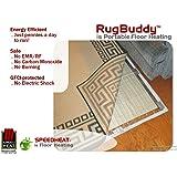 """Speedheat RugBuddy 500 under Rug Space Heater (7' 9"""" x 5' 3"""")"""