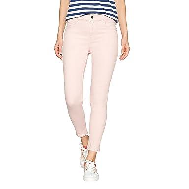 23c57edb3 J by Jasper Conran Womens Light Pink Slim Fit Ankle Grazer Jeans 12R: J by Jasper  Conran: Amazon.co.uk: Clothing