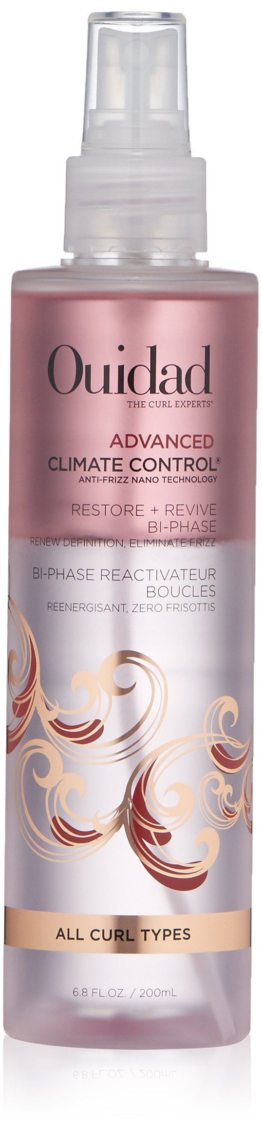 Ouidad Advanced Climate Control Restore + Revive Bi-Phase, 1.0 Fl Oz