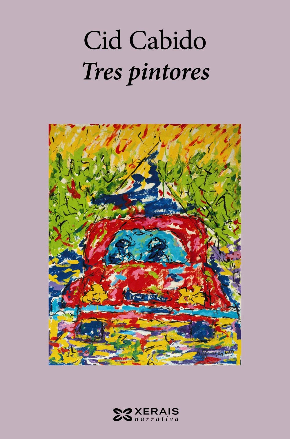 Tres pintores (Edición Literaria - Narrativa): Amazon.es: Cid Cabido: Libros