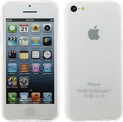 apple custodia in silicone iphone 5c