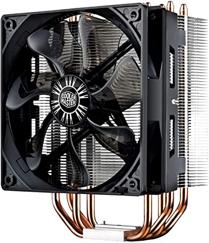 Cooler Master Hyper 212 EVO Sistema Refrigeración de CPU – Alta ...