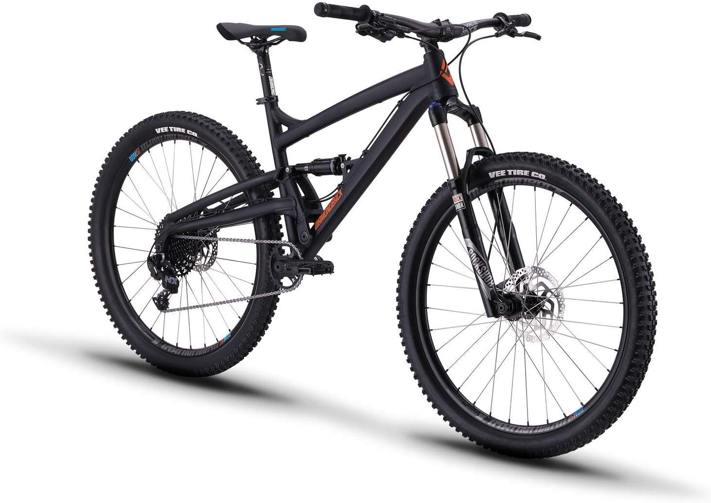 best full suspension mountain bike under 2000: Diamondback Bicycles Atroz 3 Full Suspension Mountain Bike