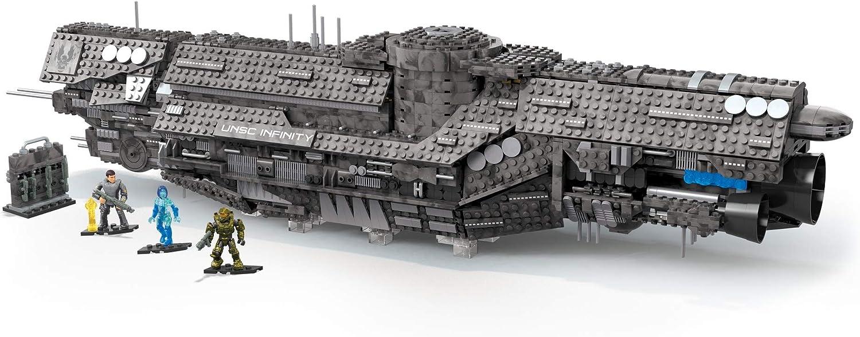 Mega Construx Halo UNSC Infinity