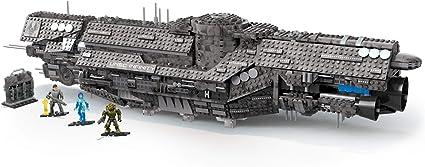 Mega Construx Halo UNSC Infinity FVK37 Building Set