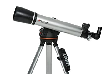 Celestron lcm computerised refractor telescope amazon