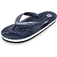 Revs Reflexology Massage Flip Flops. A Sophisticated Design, A Classic Look, A Natural Therapy