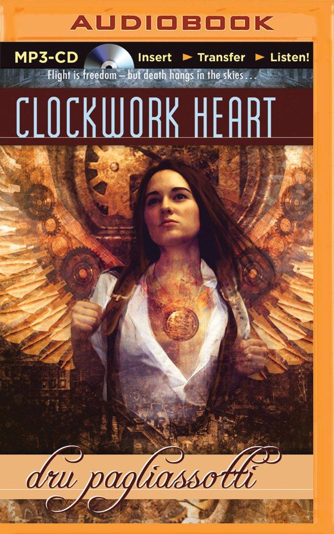 Download Clockwork Heart (Clockwork Heart Series) pdf