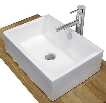 Waschbecken Waschtisch Aufsatzwaschbecken Handwaschbecken