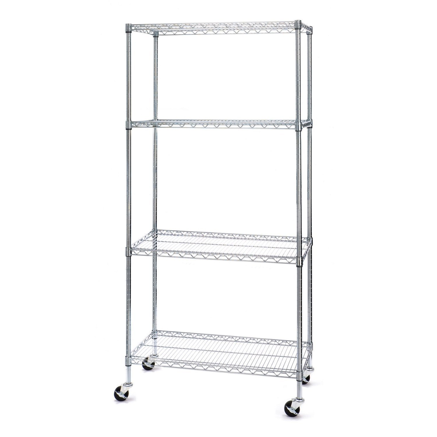Amazon Seville Classics SHE Steel Wire Shelving System