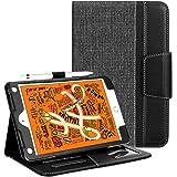 iPadMini5Case,TopliveStandFolioCaseCoverforiPadMini5thGeneration2019/iPadMini42015withAutoSleepWakeFunc